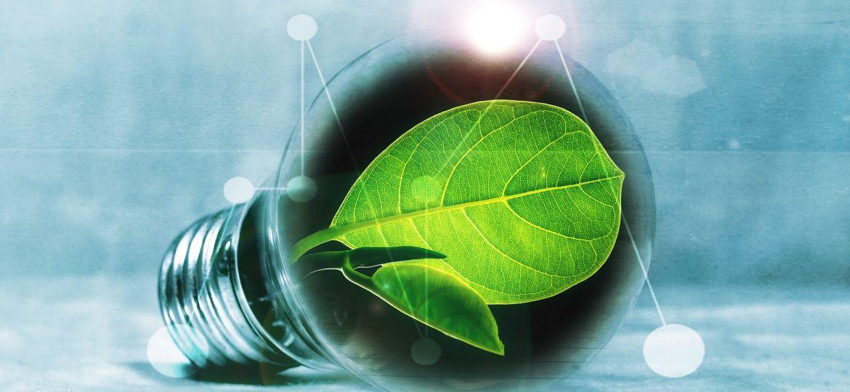 Electricidad de energías renovables